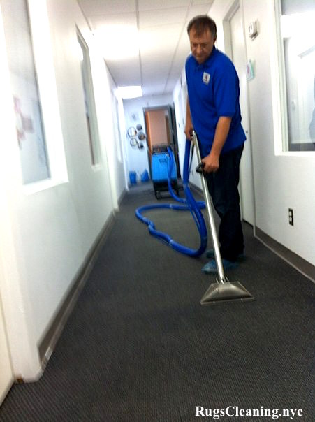 commercial carpet cleaning nyc service