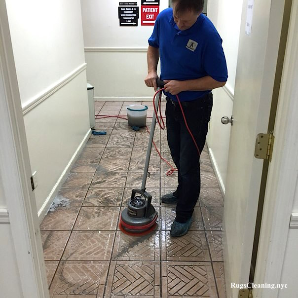 Commercial Tile Cleaning Nyc By Rugscleaning Nyc