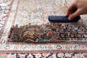 silk rugs cleaning service